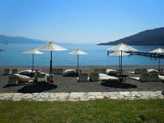 Dionysos Hotel: The Beach Club