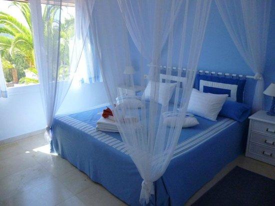 Hacienda Encanto Del Rio: Residenz Schlafzimmer