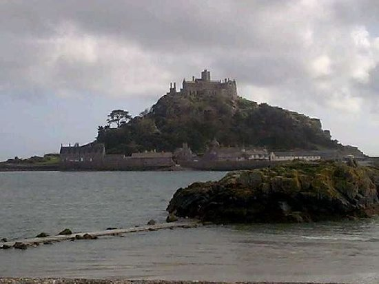 Godolphin Arms: St Michaels Mount