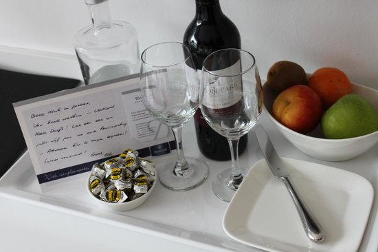 WestCord Hotel Delft: a warm welcome in the room