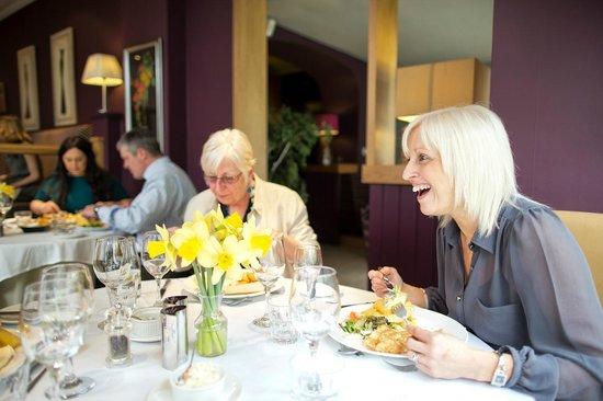 Regent Hotel Restaurant: Ladie who Lunch
