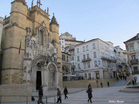 Коимбра, Португалия: Praça Oito de Maio