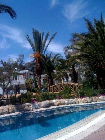 Magnific Hotel: havuz muhtesem