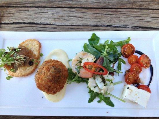 Stillwater at Crittenden: Chef's suggestions