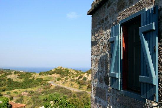 Assos Nar Konak: Sea view
