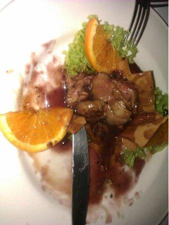 Malata Restaurant : rabbit livers