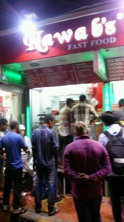 Nawab restaurant, Juice centre&fastfood.