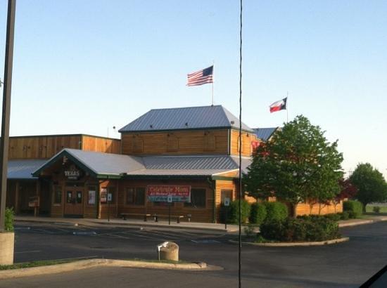 Texas Roadhouse: Add a caption