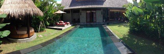 Space at Bali: Villa panoramic