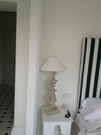 Villa dei D'Armiento: our room