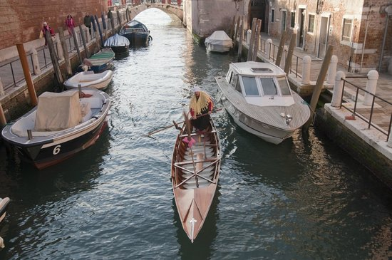 Reale Societa Canottieri Bucintoro: Voga alla veneta