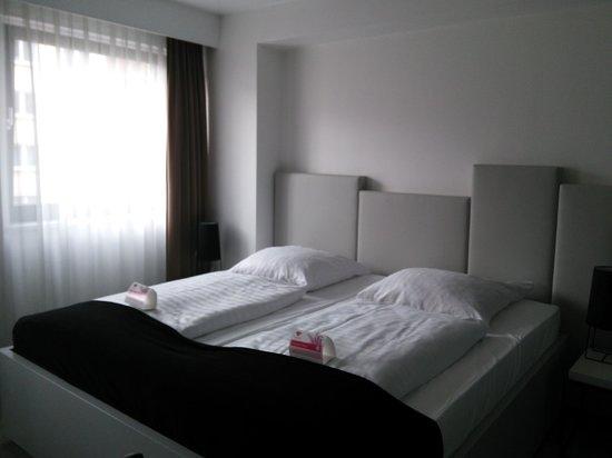Pearl Hotel: 部屋