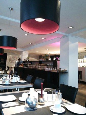 Pearl Hotel : レストラン
