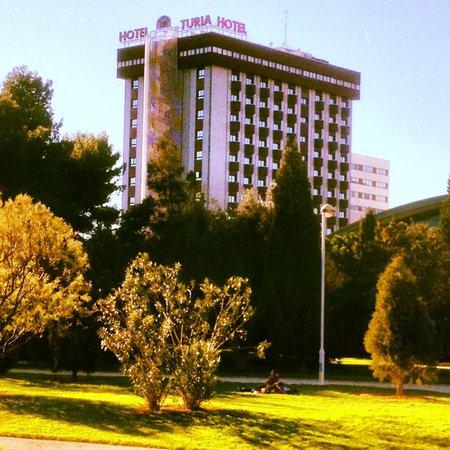 Hotel Turia: hotel