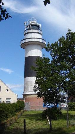 Bulker Leuchtturm