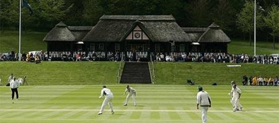Sir Paul Getty Cricket ground