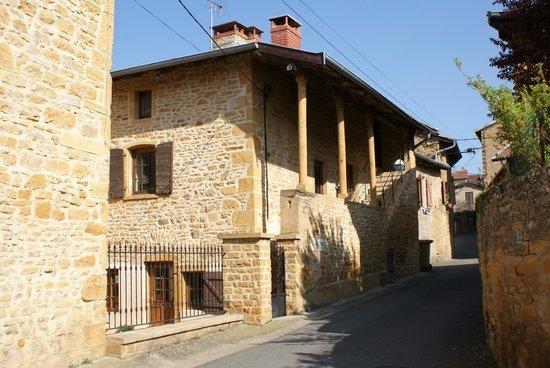 Village de Chessy