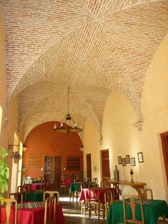 Hotel San Agustin Posada del Monasterio: comedor