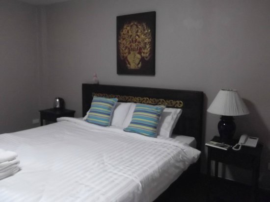 Lanna Boutique Resort: bedroom