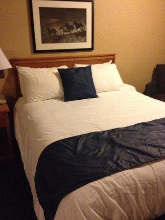 Best Western Plus Country Meadows Inn: Bed