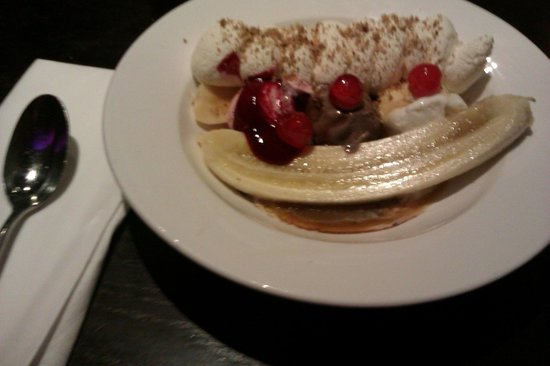 Village Hotel Leeds South: Banana Split