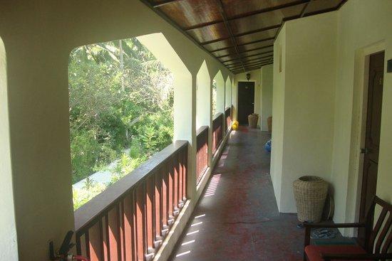 Biyadhoo Island Resort: The upper of two levels