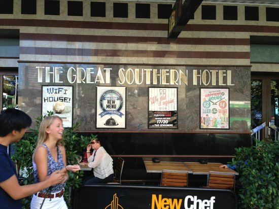 The Great Southern Hotel: Outlook
