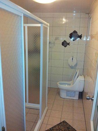 Fuyam Tourist Home: The bathroom