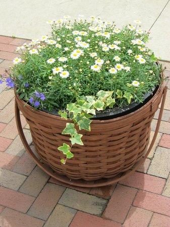Longaberger Basket Factory/Homestead: Flower Basket