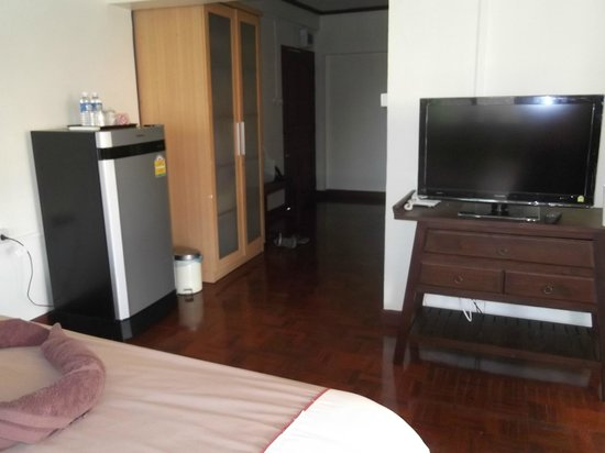 Riverside House : upgraded room