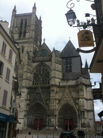 Cathedrale Saint-Etienne: cathedral Saint Etien