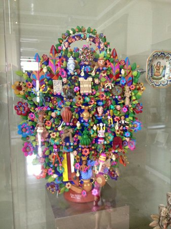 Museo de Arte Popular : Tree Of Life