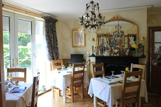 Villa Claudia: Breakfast room