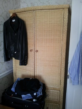 Inn of Cape May: Closet - Musty & Smelly