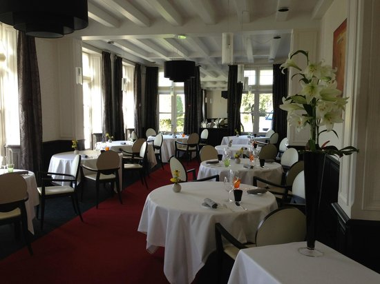 Les Hautes Roches: Restaurant