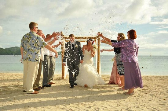 Professional Wedding Pic Picture Of Sandals Grande St Lucian Spa