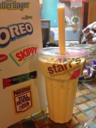 Starr' Famous Shake, Katipunan