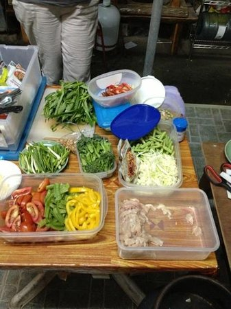 Aussie Joy Guesthouse: Thai cooking
