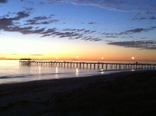 Henley Beach, أستراليا: Henley sunset!