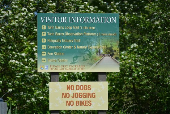 Nisqually National Wildlife Refuge: Visitor Information