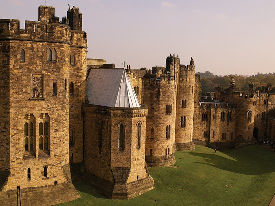 Photo of Castle Alnwick Castle at Alnwick Castle, Alnwick NE66 1NQ, United Kingdom