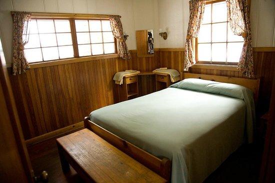 Wilson's Cottages: Bedroom