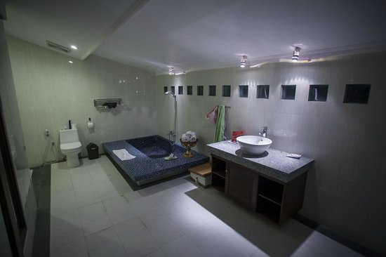 Fibra Inn And Bungalows: bathroom