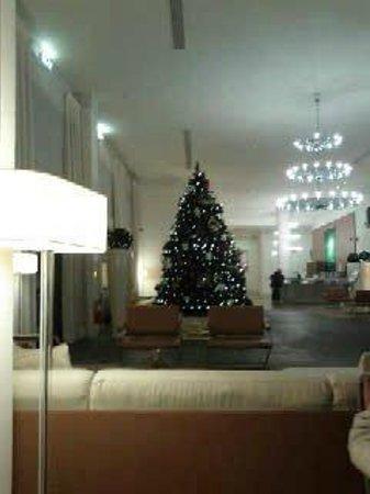 Hilton Garden Inn Florence Novoli: Hall.