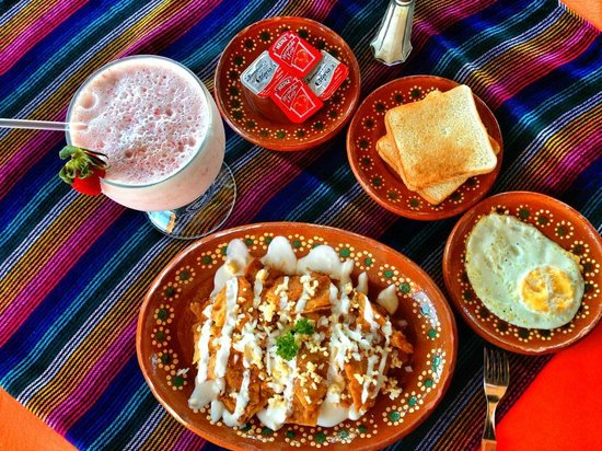 Sofa King Good: authentic Mexican flavor in our breakfasts ¡¡¡¡