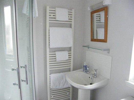 Achabhealaidh, Machrie B&B: Shower Room