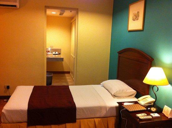 Hotel Stotsenberg : Room view