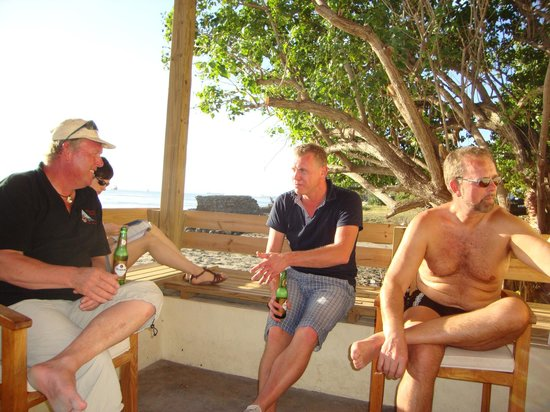 Scubaqua Dive Center: Ontmoeting van alleen maar gezellige duikers !!