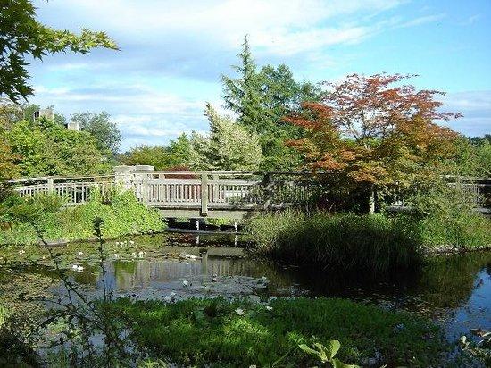 Morgan Creek Golf Course: Gardens