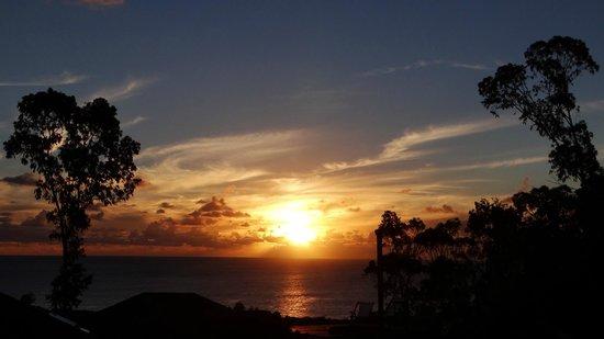 Hotel Altiplanico: PUESTA DE SOL